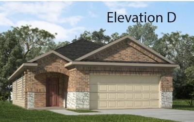 Missouri City Single Family Home For Sale: 2402 Concord Terrace