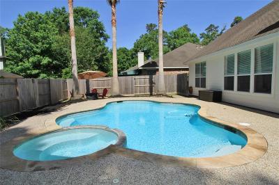 Kingwood Single Family Home For Sale: 3211 Seasons Trail