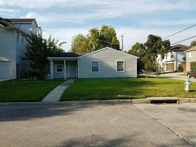 Bellaire Single Family Home For Sale: 4400 Holt Street