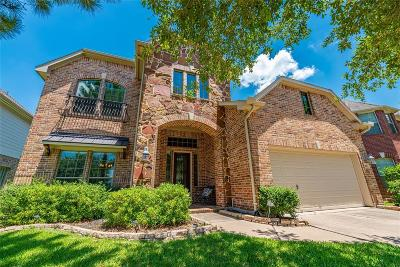 Katy TX Single Family Home For Sale: $340,000