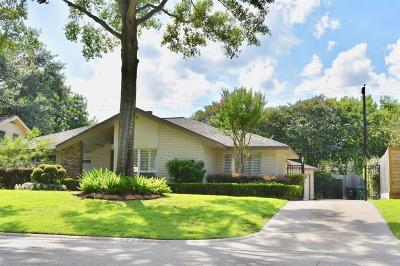 Houston Single Family Home For Sale: 10406 Cliffwood Drive