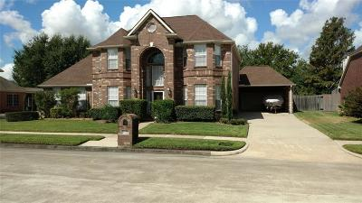 Harris County Single Family Home For Sale: 4429 Green Tee Drive
