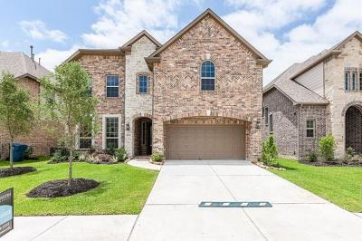 Kingwood Single Family Home For Sale: 21311 Trebuchet Drive