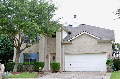 Friendswood Single Family Home For Sale: 4723 Quiet Canyon Drive