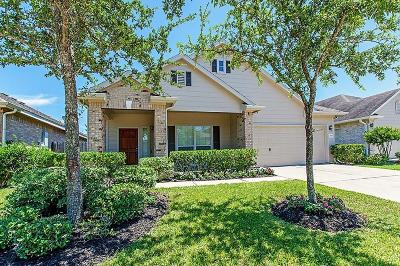 Seabrook Single Family Home For Sale: 1518 Roaring Springs Ln Lane