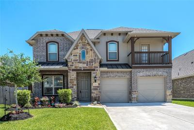 Pearland Single Family Home For Sale: 2711 Parkside Valley Lane