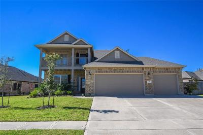 Crosby Single Family Home For Sale: 1347 Tee Time Court