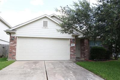Katy Single Family Home For Sale: 18818 S Wimbledon Drive