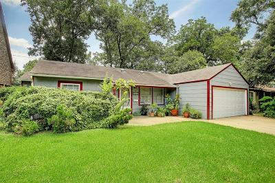 Houston Single Family Home For Sale: 6517 Rolla Street