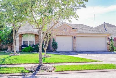 League City Single Family Home For Sale: 885 Schooner Cove