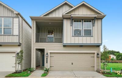 Houston Single Family Home For Sale: 1815 Agoura Hills Drive