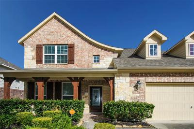 Humble Single Family Home For Sale: 17334 Lake Clark Lane