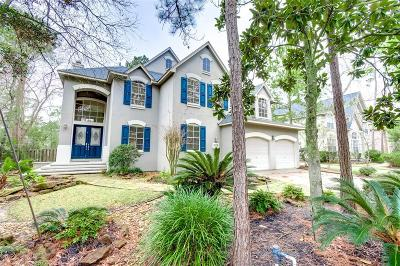 The Woodlands Single Family Home For Sale: 93 N Concord Forest Circle