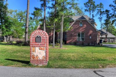 Magnolia Single Family Home For Sale: 17806 Country Fields