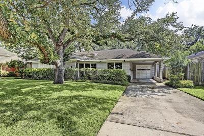 Houston Single Family Home For Sale: 4047 Drummond Street