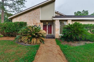 Katy Single Family Home For Sale: 1046 Dominion Drive