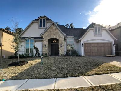 Conroe Single Family Home For Sale: 127 Timberfalls Drive