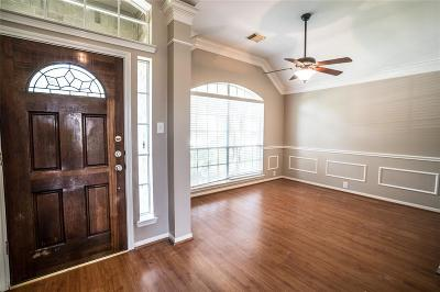 Sugar Land Single Family Home For Sale: 7507 Cherry Brook