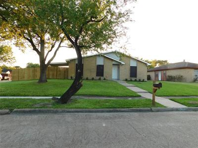 Houston Single Family Home For Sale: 5903 Trailview Drive