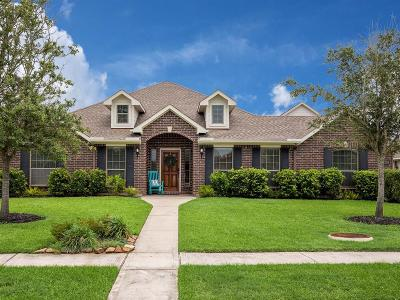 League City Single Family Home For Sale: 2208 Bumblebee Court