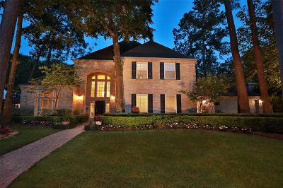 Spring Single Family Home For Sale: 8703 Kennet Valley Road