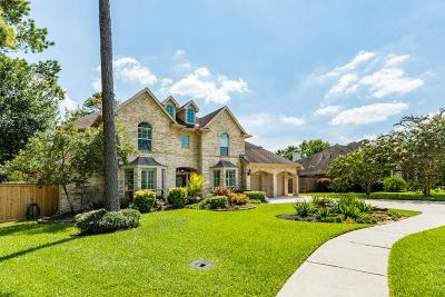 Friendswood Single Family Home For Sale: 912 Pine Breeze Drive