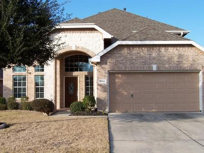 Kingwood Single Family Home For Sale: 21535 Rose Mill Drive