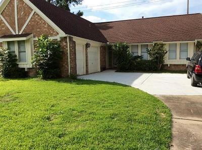 Missouri City Single Family Home For Sale: 2318 Ridgemont