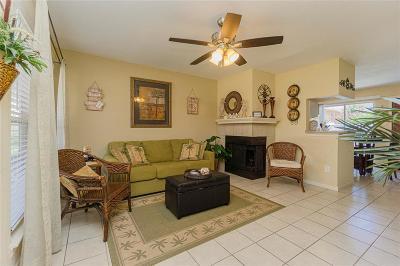 Galveston Condo/Townhouse For Sale: 3506 Cove View Boulevard #1701