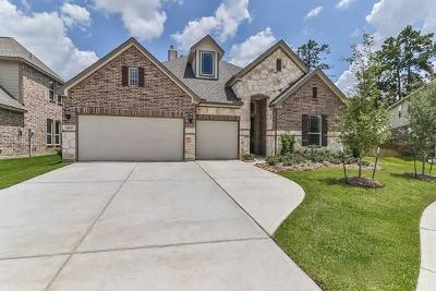 Tomball Single Family Home For Sale: 9035 Charncross Lane