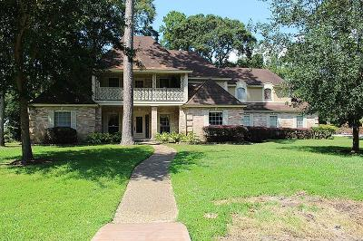 Kingwood Single Family Home For Sale: 2411 Oaks Forks
