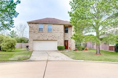 Cypress Single Family Home For Sale: 7811 Yaupon Ranch Court