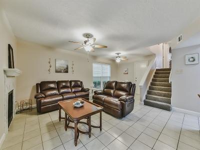 Galveston Condo/Townhouse For Sale: 3506 Cove View Boulevard #601