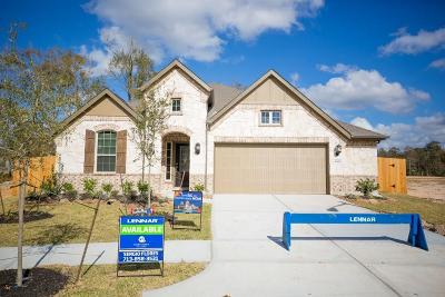 New Caney Single Family Home For Sale: 18811 Pancaldo Court