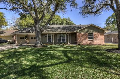 Houston Single Family Home For Sale: 10318 Ivyridge Road
