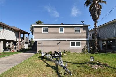 Bayou Vista Single Family Home For Sale: 720 Marlin Street