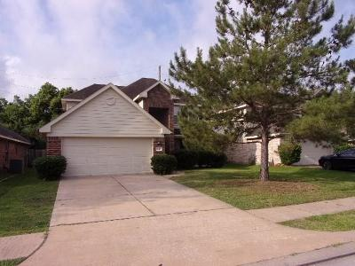 Katy Single Family Home For Sale: 18315 Fieldbluff Lane