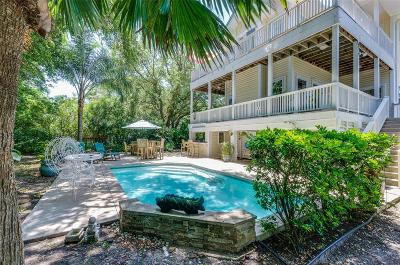 Pirates Cove Single Family Home For Sale: 3419 Eckert Drive