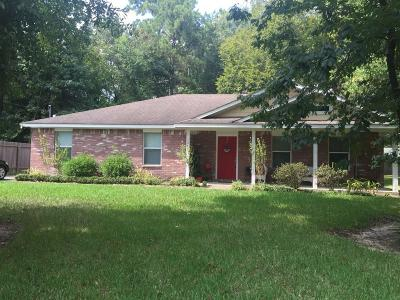 Conroe Single Family Home For Sale: 1310 Flamingo Street