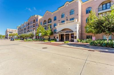 Sugar Land Condo/Townhouse For Sale: 2299 Lone Star Drive #517