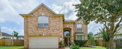 Tomball Single Family Home For Sale: 12158 Havenmist Drive