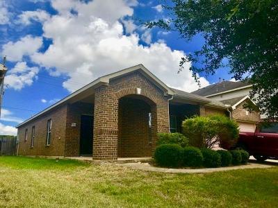 Katy Single Family Home For Sale: 24118 Courtland Oaks Street