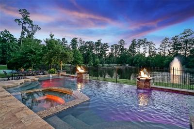 The Woodlands TX Single Family Home For Sale: $1,450,000