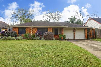 Houston Single Family Home For Sale: 706 English Street