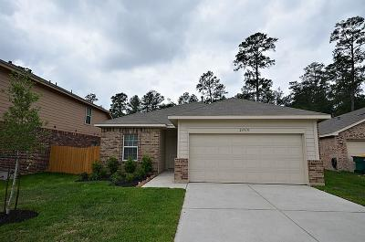 Tomball Single Family Home For Sale: 24919 Lazy Tee Lane