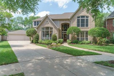 Sugar Land Single Family Home For Sale: 3707 Elkins Road