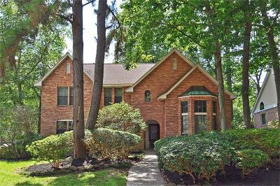 Kingwood Single Family Home For Sale: 2703 Woodland Ridge Drive