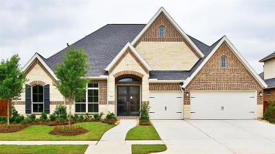 Katy Single Family Home For Sale: 7318 Settlers Way