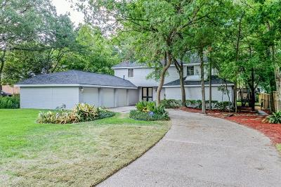 Houston Single Family Home For Sale: 11002 Cranbrook Road