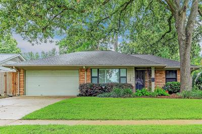 Houston Single Family Home For Sale: 1826 Nauts Court